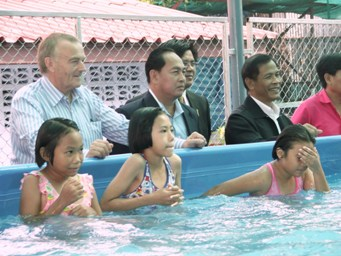 ATI at the SwimSafe Thailand launch