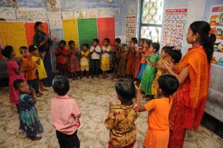 Bangladesh Creche