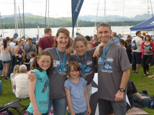 The Preece Family's Fundraising Efforts